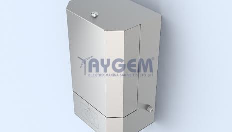 AYG-02-210   دستگاه دیواری ضد عفونی کننده یک دست